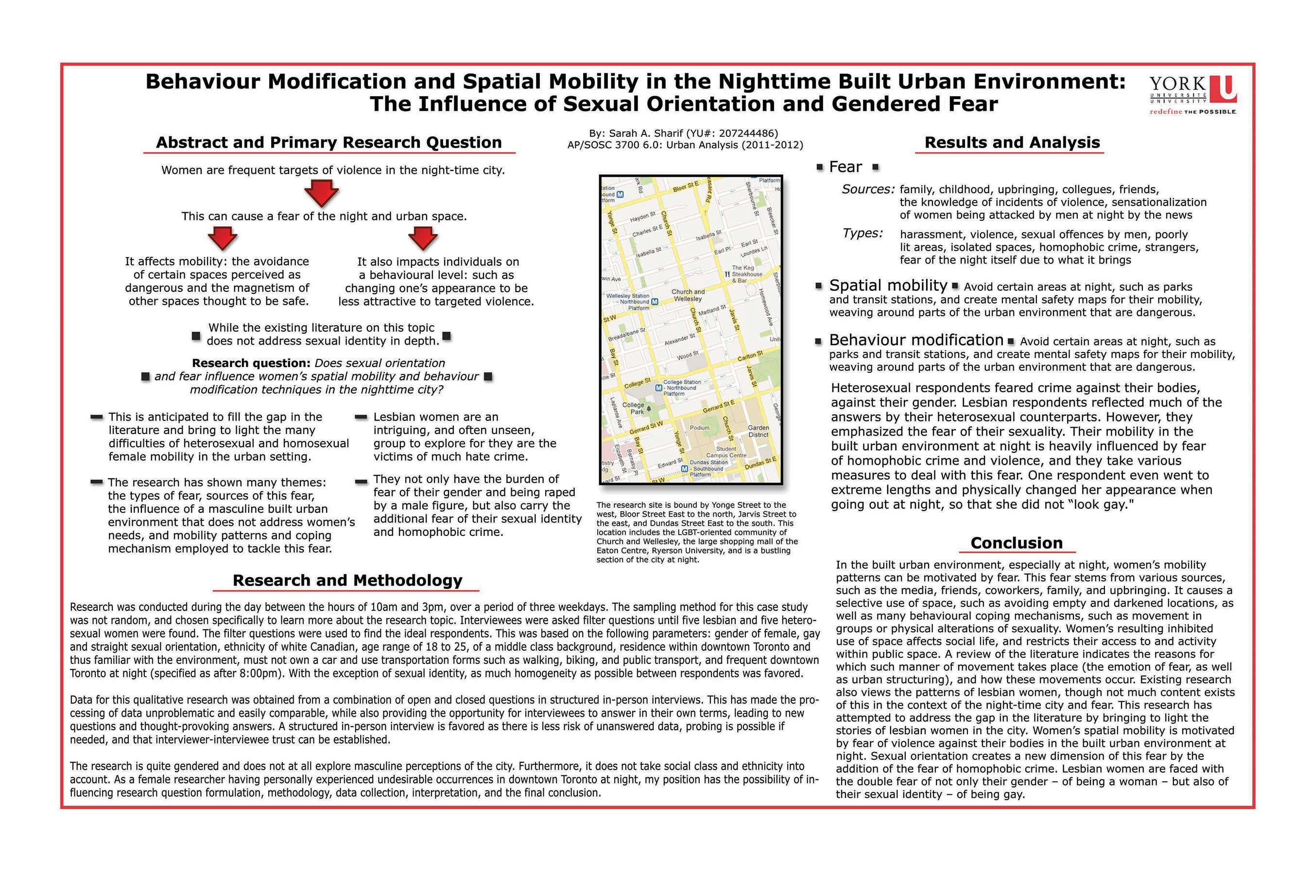 Image of Sarah Arai's Research Poster